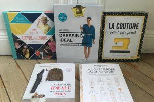 livres de couture selection noel 2018