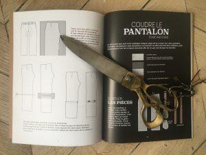 Livre pantalon tailleur